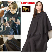 Professional Hair Cutting Gown Salon Barber Hairdressing Unisex Cape Apron