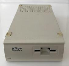 Nikon COOLSCAN LS-20E negativo & II Diapositiva Film Scanner GHIACCIO 2700DPI 8BIT SCSI 20