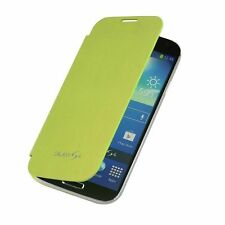 Unifarbene Handy-Taschen & -Schutzhüllen aus Kunstleder für Samsung