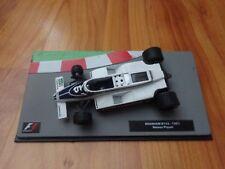 1/43 F1 coche de Fórmula 1 Colección-Brabham BT49-Nelson Piquet 1981 coche #14