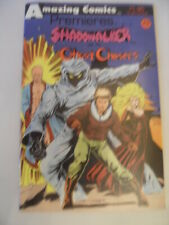 Shadowalker and the Ghost Chasers #3 1987 Amazing Comics VGC