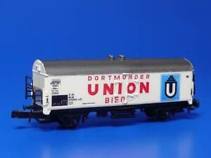 MARKLIN Z - 8601 - Beer Car DORTMUNDER UNON / EXC