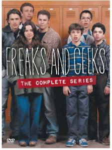 FREAKS AND GEEKS The Complete Series. James Franco. Region 1 DVD