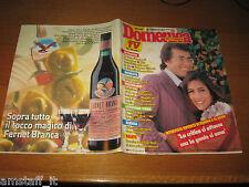 DdC 1988/41=AL BANO=ROMINA POWER=LORETTA GOGGI=CARLO RAMBALDI=ISTRANA=