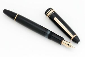 MONTBLANC 146 LeGrande Fountain Pen [1980s] [FULLY TUNED/SERVICED]