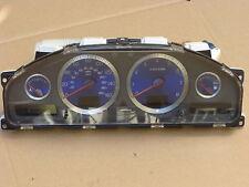 Volvo R Instrument cluster 30746105 Blue Gauges 06-07 S60R V70R