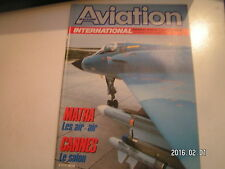 ** Aviation international magazine n°920 Hermès / Salon de Cannes / Le Panther