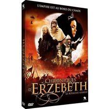 Chroniques d'Erzebeth Le royaume assailli DVD NEUF SOUS BLISTER