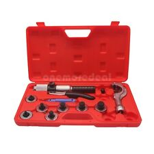 CT 300 Hydraulic Tube Expander 7 Lever Tubing Expanding Tool Swaging Kit w/ case
