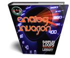 Analog Invasion - Large original essential 24bit WAVE/Kontakt Samples/Loops Libr