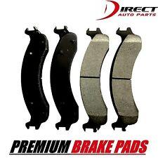 Front Premium Brake Pads Set For Dodge Ram 2500 & 3500 2000-2001 MD859