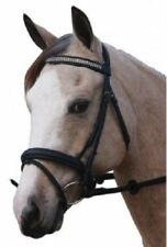 Three Layers of Diamonds Horse Bridle Full Size