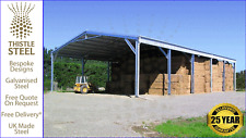 Open Farm Prefab Storage Building