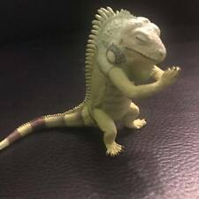Animal Life Asakuma Toshio Green iguana lizard Pvc figurine figure Secret item