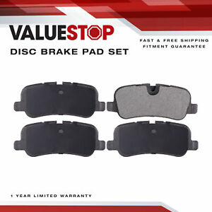 Rear Ceramic Brake Pads for Land Rover LR3, LR4, Range Rover, Range Rover Sport