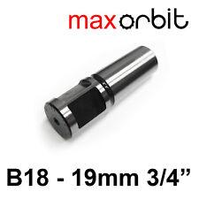 "Magnetic Base Drill 3/4"" (19mm Weldon Shank) - B18,  Drill Chuck Arbor Adaptor"