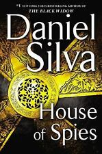 House of Spies by Daniel Silva (2017, HardcoverDJ~1st edition~New)