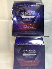 (2) Crest 3D White Advanced Vivid Whitestrips- 14 Whitening Treatments 6/18