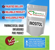 INOSITOL 250g UNFLAVOURED PHARMACEUTICAL PREMIUM GRADE QUALITY BEST PROMO