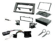 CTKFD23 Ford Galaxy 06-14 Double Din Car Stereo Fitting Kit stalk control GREY
