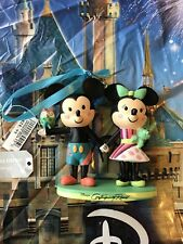 Mickey Minnie Mouse Contemporary Resort Ornament Disney NEW Mary Blair 2018