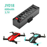 3.7V 600Mah Lipo Batterie Spare Part Für JY018 Eachine E52 RC Quadcopter Drone