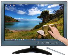 "10.1"" USB Multimedia Player LCD Touch Screen HDMI AV BNC VGA TFT LED Monitor CA"