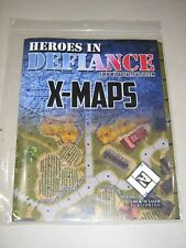Heroes in Defiance: X-Maps (New)
