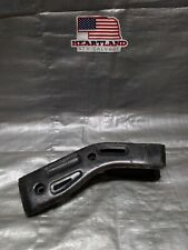 honda trx350 fourtrax 350 front exhaust head pipe heat shield cover 86 87 88 89