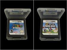 Super Mario 64 DS+New Super Mario Bros Version Game Cartridges for Nintendo ndsi
