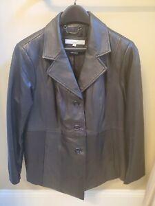 Ladies Leather Jacket 1X