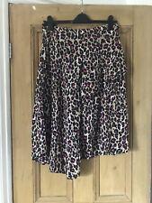 Hush Leopard Print Skirt 12