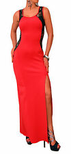Unbranded Crew Neck Cocktail Maxi Dresses for Women