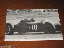(89)=G.P. F.1 KYALAMI 1963 BRUCE McLAREN COOPER-CLIMAX=RITAGLIO=CLIPPING=FOTO=