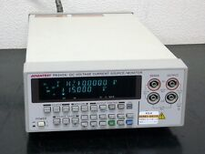 ADVANTEST R6240A 15V 4A VOLTAGE CURRENT SOURCE MONITOR METER