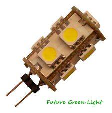 G4 9 SMD LED 12V (10-30V DC / 12-18V AC) 1.5W 120LM WARM WHITE BULB ~10W