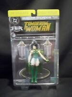 """DC DIRECT AMAZING ANDROIDS """"TOMORROW WOMAN"""" ACTION FIGURE NEW 2000 JLA"""