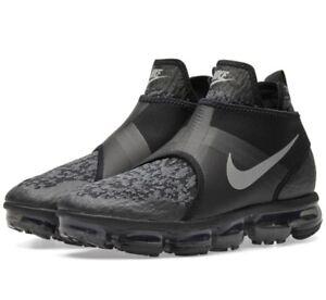 Nike Air Vapormax Chukka Slip Black Size 7 UK Genuine Authentic Mens Trainers