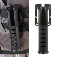 Belt Rod Holder Portable Pole inserter Fishing Rod Quick Multi-function rod A7Y2