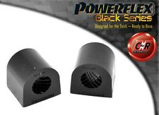 Fiat Punto Evo (2009 on) Powerflex Black Front ARB Bushes 20mm PFF80-1103-20BLK