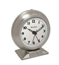 Westclox Big Ben Classic Alarm Clock Quartz Movement Metal Bezel 90010A  NEW
