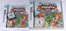 "NINTENDO DS SPIEL"" HARVEST MOON Geschichten zweier Städte "" KOMPLETT 3DS"