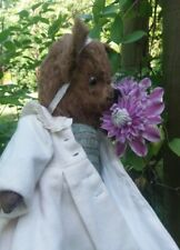 """Antique Vintage 1940's Mohair Teddy Bear 17"""""""