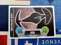 STAR WARS  TOPPS CARREFOUR FORCE ATTAX 18