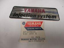 NOS Yamaha Injection Emblem  93103-42045    YM1 YDS3 YR1 YM2C YJ1