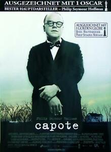 Capote Poster 59,4 x 84,1 cm Plakat Wandeko Deko Dekoration