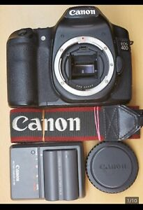 Canon EOS 40D digital SLR camera with EF22-55mm F4-5.6 USM lens From Japan