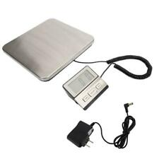 440lbs X 2oz Digital Postal Scale For Shipping Weight Postage 200kg Heavy Duty