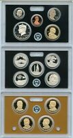 2013 United States Silver Proof Set 14 Coin Collection US Mint OGP