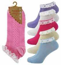Ladies Lace Bobby Socks Neon Bobby Socks Rock N Roll Dance Girls Lace Socks